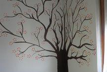 albero da parete / natura on the room