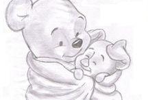 Disney Zeichnungen