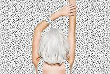 A Tout Print / Some prints and patterns are timeless like leopard, floral, tartan or polka dots to name a few. Retro patterns make their come back with gingham ruffled tops, houndstooth skirts or 60's inspired prints on blouses as seen in Gucci's latest catwalk shows. Sometimes horizontal, sometimes vertical and multicolor, stripes are still in the game. Stars come and go but always are around the corner, just like paisley.