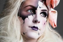 Party Make-Up Halloween/Fasching