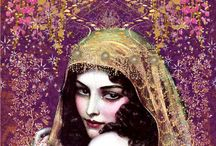 Gypsy / by JoJosArtsiticDesign