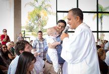 Batizado dos Trigêmeos