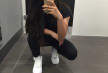 photo on mirror