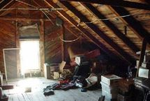 Attic Space / by Wayne Rost