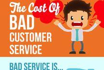 Customer service studies