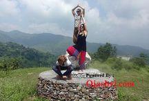 Ojashvi Yoga Shala / 200, 300 and 500 Hours Residential Hatha Yoga Teacher Training Course in India are conducted by Yoga Alliance Registered School Ojashvi Yoga Shala in Rishikesh. https://www.ojashvi.com/
