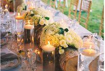 Wedding Decor - Flowers