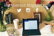 Ivette versus / Blog personal