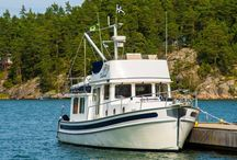 2007 Nordic Tug 37 Flybridge for sale