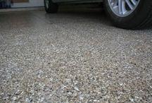 Epoxy Garage Flooring / Epoxy Floor Coatings for Garages by Florock
