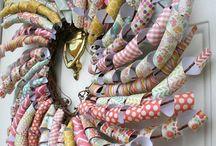 Coronite hirtie colorata
