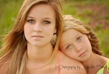 mother/ daughter shoot