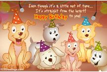 Free singing birthday cards