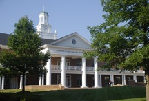 Elon Places / A glimpse into the heart of Elon University and its 620-acre campus.