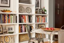 Exquisite Library Styling / Reading In Style / by Exquisite Design Concepts™ .