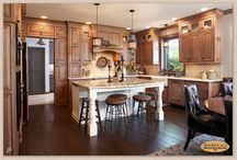 Remodeled Character - Showplace Cabinets / Chesapeake Inset, Concord Inset, and Concord Door Styles