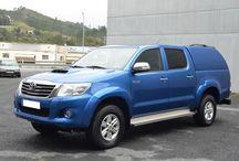 Toyota hilux vx d4d 12/2012....18900 Euros