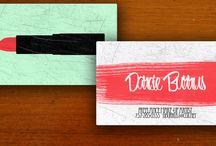business cards / by Ana Giraldo