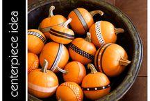 Halloween Ideas / by Ellen Burford