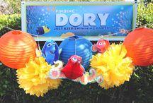 Narozeninová oslava Dory