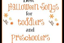 Halloween Crafts/Activities