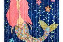 Mermaid bathroom ideas