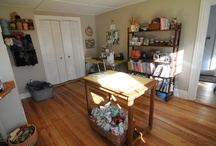 Craft Studio Space / by Michelle Parsons