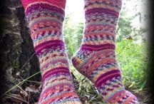 Naisten sukat/ Woman's socks