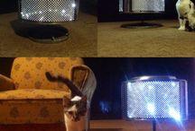 Lamp / Geri dönüşüm fikirleri