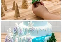 cukiernicze inspiracje / dekorowanie tworzenie cukierniczych dzieł