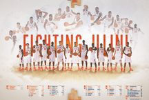 Flyin' Illini Hoops / Ilinois' favorite Big 10 basketball team!