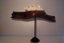 My Art - mixed media sculptures