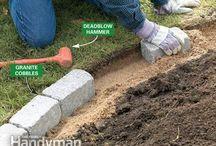 Pavimentazione in giardino / Gartenwege