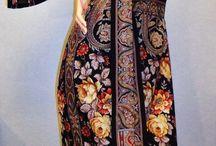 Платки-платье