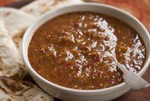 roja salsa