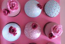 romantic cakes by Marinka