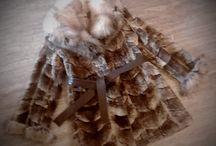 Fur Coats / Handmade real fur coats