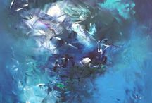 Paresh Nrshinga Artist | Abstract Art | Original Paintings | Forest Gallery