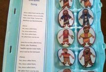 Bible stories & crafts / by Mona Hicks