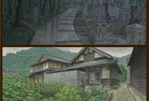 Anime Background