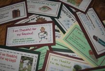Thanksgiving ideas for kids / by Teresa M
