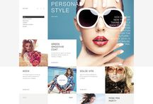 Tile Website Design
