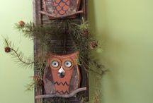 My house, my style / Owls