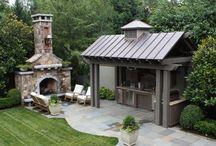 fire pit ideas backyard