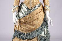 Dresses history / История костюма и моды