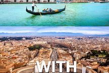 How about Italy? / Italy - places to go and things to do