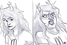 Homestuck / You cant fight the homestuck