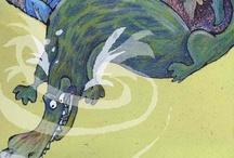 Ilustradores / by Sebastián Scavone