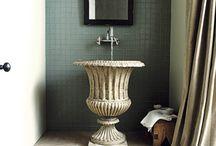 Bathroom ideas / by Tiffany Larson