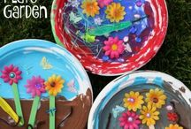 Alphabet theme crafts